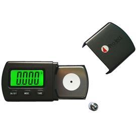 Pro-Ject Measure it E - electronic stylus balance (LCD display / in black anthracite)