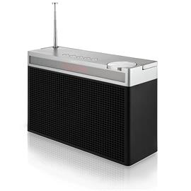 Geneva Touring/L - portable Bluetooth loudspeaker (Bluetooth / FM / DAB+ / black)