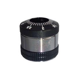 Technics SFPWG17201K1 - counterweight (for the Technics models SL-1200 + SL-1210 / black)