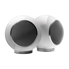 Elipson Planet L - 2-way bookshelf loudspeakers (white finish / 30-80 Watts / 1 pair)