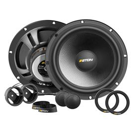 Eton POW 200.2 Compression - 2-way loudspeakers (70 Watts / black / 1 pair)