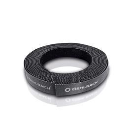 Oehlbach 5006 - Hook & Loop - cable fastener (nylon / 2.0m / black)