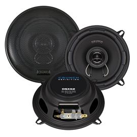 CRUNCH DSX52 - 2-Way coaxial loudspeakers (80/160 Watts / 13 cm / 1 pair)