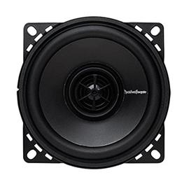 "ROCKFORD FOSGATE Prime R14X2 - 2-way coaxial speakers (10cm / 4"" / 30 W/RMS / 60 W/MAX)"