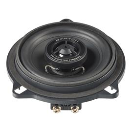 MATCH MS 4X-BMW.1 - 2-way coaxial loudspeakers for BMW (60 Watts RMS / 120 Watts max / 1 pair)