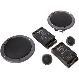 "Dynaudio Esotec System 242 GT - 2-way component system (16.5 cm / 6.5"" / 100 Watts)"
