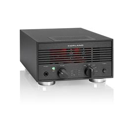 Copland DAC 215 - pre- and headphone amplifier & digital/analog converter (USB / DAC / black)