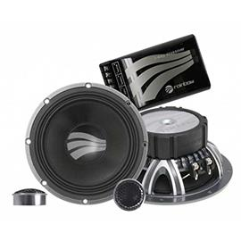"RAINBOW SL-C6.2 Pro - 2-way compo system (2 x 6,5"" Woofer / 2 x 25 mm Tweeter / incl. crossover)"