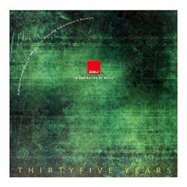 DALI The DALI LP 2 - Thirtyfive Years (Vol. 5) - various artists - double-LP (2 x 180 gram vinyl / gatefold LP / limited / 17 tracks / new & factory sealed)