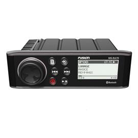 FUSION MS-RA70 - Marine Entertainment System (Bluetooth A2DP / 200 Watts / AM/FM / AUX / black)