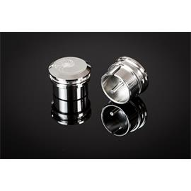 Cardas Audio XLR C SS M - male XLR protective caps (male caps plugs into female jacks / 2 pieces)