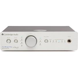 Cambridge Audio DacMagic Plus - digital/analog converter + preamplifier (silver / 24-bit/384 kHz)
