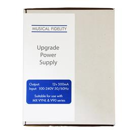 Musical Fidelity UPS - Upgrade Power System (power supply for MX-VYNL & V-series / with filter / black)