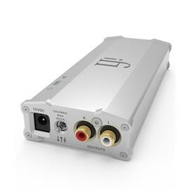iFi-Audio Micro iPhono 2 - compact phono pre-amplifier (MM / MC / Class A / silver)