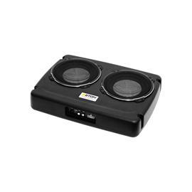 Eton USB 6.2 - underseat bass (2 x 16 cm / underseat-mounted / 200/320 Watts RMS/MAX)