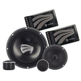 RAINBOW GL-C6.3 - 3-way loudspeaker compo set (Germanium Line / 120 Watts RMS / 180 Watts MAX)