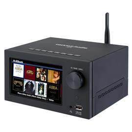 Cocktail Audio X14 - All-in-One HD music server (black / audio server / streamer / revolutionary Hi-Res hifi system)