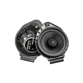 Eton UG Opel RX 2.1 - 2-way loudspeaker rear coaxial system for many Opel models (incl. center speaker / 165 mm bass/midrange speaker / 80 Watts)
