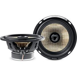 Focal EXPERT PC 165F - 2-way coaxial loudspeaker system (16.5 cm / 6.5 inch / 140 W max. / 70 W RMS / incl. new FLAX technology)