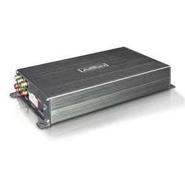 Axton A580DSP - 4-channel smart digital amplifier with DSP (4 x 150 Watts / control of DSP settings via smartphone App with Bluetooth connection)