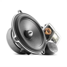 Focal EXPERT PS 130 - 2-way component loudspeaker system (13 cm / 5 inch / 120 Watts max. / 60 Watts RMS / Performance Series)