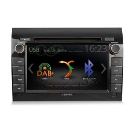 Zenec Z-E3756 - E>GO navigation system for Fiat Ducato (with software)