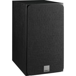 DALI Oberon 3 - 2-Way bass reflex bookshelf loudspeakers in black ash (1 pair)