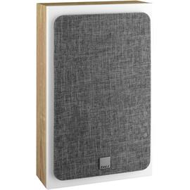 DALI Oberon On-Wall - 2-Way bass reflex wall loudspeakers (25-100 Watts / light oak / for wall mounting / 1 pair)