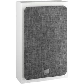 DALI Oberon On-Wall - 2-Way bass reflex wall loudspeakers (25-100 Watts / white / for wall mounting / 1 pair)