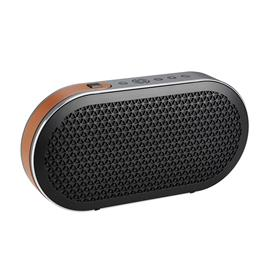 "DALI Katch - battery powered Bluetooth loudspeaker (in ""Jet Black"" = black / 2x 25 W / 2600 mAh internal battery with up to 24-hours of untethered playback / Bluetooth 4.0 aptX)"