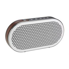 "DALI Katch - battery powered Bluetooth loudspeaker (in ""Grape Leaf"" = grey / 2x 25 W / 2600 mAh internal battery with up to 24-hours of untethered playback / Bluetooth 4.0 aptX)"