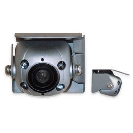 "Zenec ZE-RVSC62 - compact rear view camera especially for motorhomes (for caravans + trailers / with integrated microphone / 0.25""/6.4mm Micron Aptina CCD sensor)"