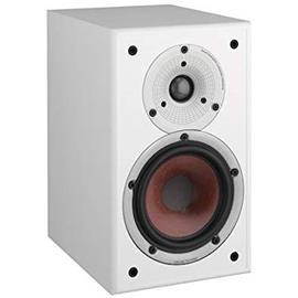 DALI Spektor 2 - 2-Way bass reflex bookshelf-loudspeakers (25-100 Watts / white / 1 pair)