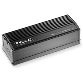 Focal IMPULSE 4.320 - 4-channel indash amplifier (4x 55 W RMS at 4 Ohms, 4x 80 W RMS at 2 Ohms, 2x 160 W RMS at 4 Ohms bridged / class D)