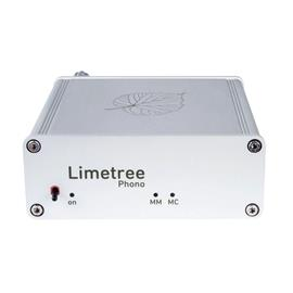 Lindemann Audio Limetree Phono - compact phono pre-amplifier (MM / MC / silver)