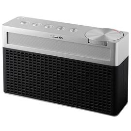 Geneva Touring/S - portable Bluetooth loudspeaker (Bluetooth / FM / DAB+ / black)