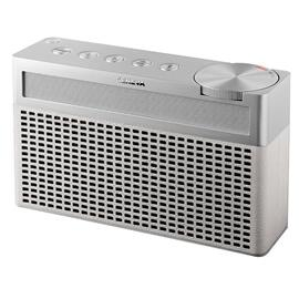 Geneva Touring/S - portable Bluetooth loudspeaker (Bluetooth / FM / DAB+ / white)