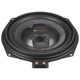 "MATCH UP W8BMW-S - upgrade subwoofers for BMW (20 cm / 8"" / 200 Watts RMS / 400 Watts max / 1 pair / incl. 2 x BMW connection cable)"