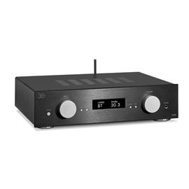 AVM A30 - power amplifier (Class A / 2 x 125 Watts / Bluetooth / incl. RC 3 remote control / 30 years AVM anniversary model / black)