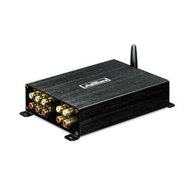 Axton A540DSP - 4-channel smart digital amplifier with DSP (4 x 54 Watts / control of DSP settings via smartphone App with Bluetooth connection)
