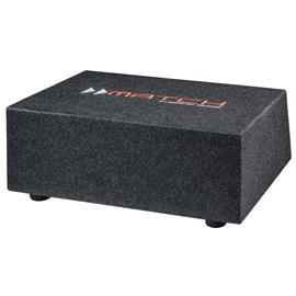 "MATCH PP 10E-Q - subwoofer (25 cm / 10"" / 300 Watts RMS / 600 Watts max / compact vented enclosure / incl. plug & play subwoofer connection cable)"