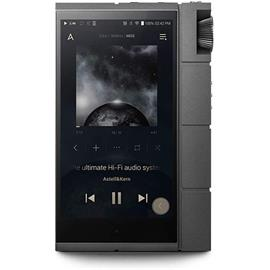 Astell & Kern KANN CUBE - mobile high definition audio player (wolf grey / 5-inch touchscreen display / quad-core / 2x DAC ESS9038 Pro (8-ch) / 128GB / 32bit/384Khz)