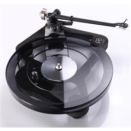 Rega Planar 8 - record player with RB880 tonearm + Ania - MC cartridge (matt black / + external power supply NEO PSU / incl. dust cover)