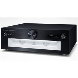 Technics SU-G700 - stereo integrated amplifier - reference amplifier (illuminated large level meter / high rigidity metal double chassis in black)