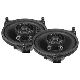 MATCH UP X4MB-FRT - 2-way coaxial system Front door upgrade for Mercedes-Benz