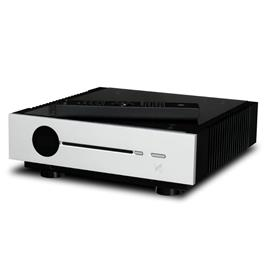 QUAD Artera ONE - All-In-One (Network/WiFi streamer / CD player / DAC / integrated amplifier with 2 x 75 Watts / Spotify Connect / vTuner / AirPlay / Bluetooth / UpNP / DSD / Quad Link App / aluminum silver)