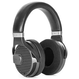 QUAD ERA-1 - magnetostatic headphones (with planar magnetic technology / incl. 2 types of ear pads / incl. carrying case / in lancaster grey)