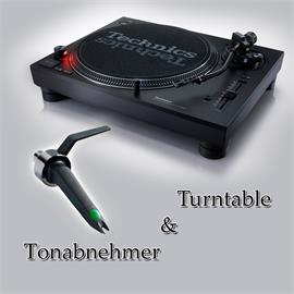Technics + Ortofon PACKAGE OFFER: TECHNICS - SL-1210MK7 - record player (black) + ORTOFON - Concorde - MIX - cartridge