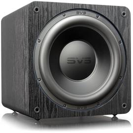 SVS SB-3000 - Active subwoofer (800 Watts RMS continuous power / 2500 Watts maximum peak / front firing 13 inch driver / matt black)