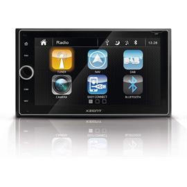 XZENT X-522 - 2-Din infotainer (with DAB+ / BT / IR-IN / Apple Carplay / Android Auto)